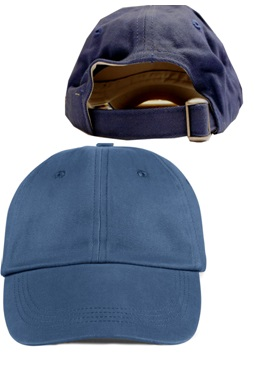Anvil Solid Low-Profile Brushed Twill Cap